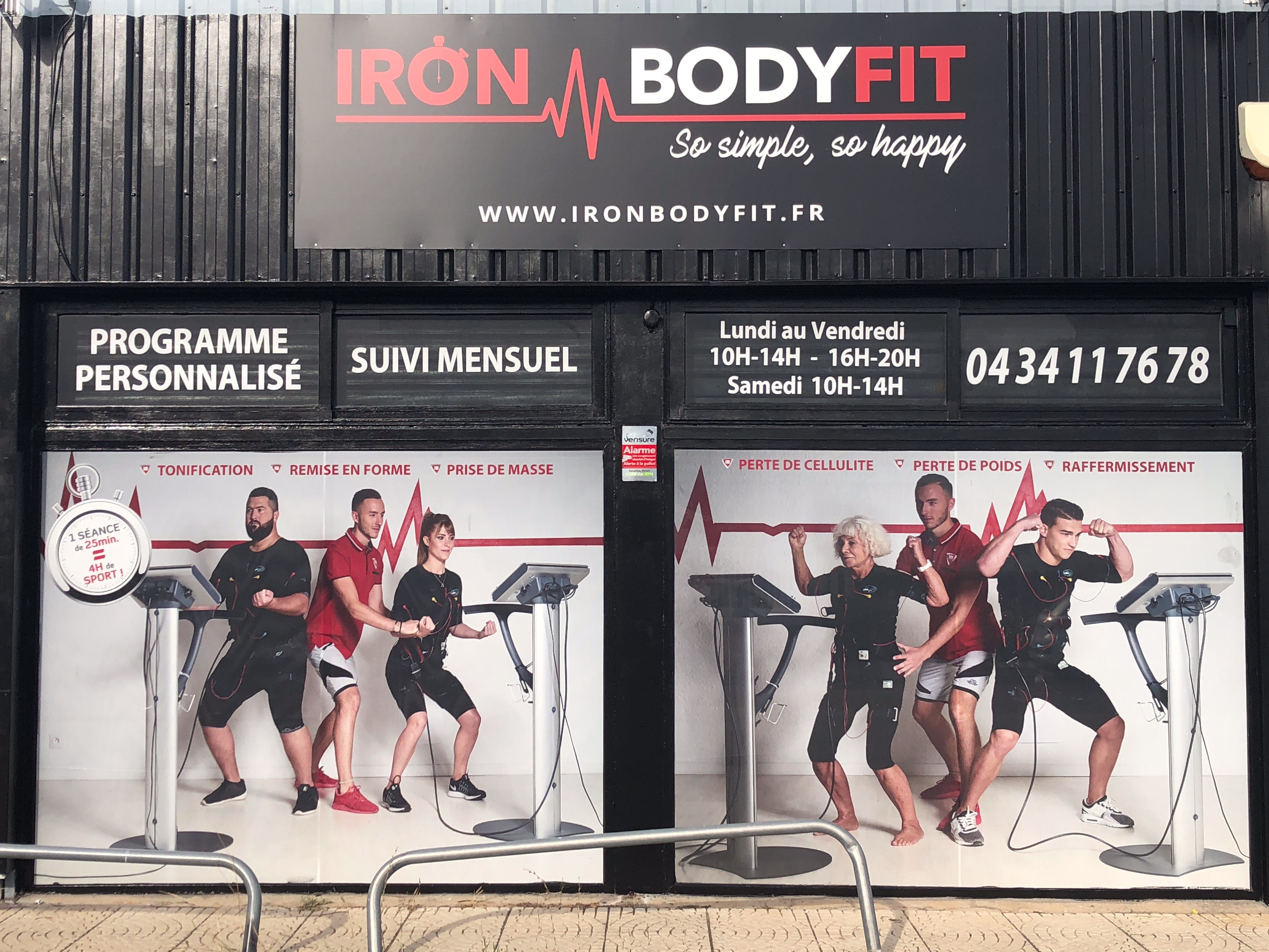 Iron Bodyfit Montpellier Méditerranée
