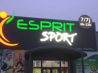 Esprit Sport les Abrets