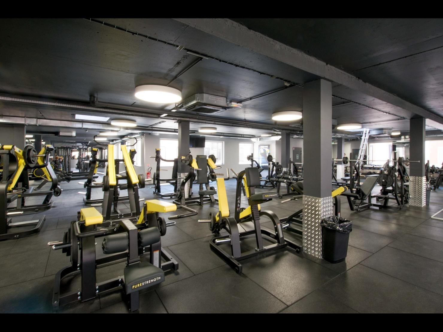 Fitness Park Boulogne-Billancourt-0