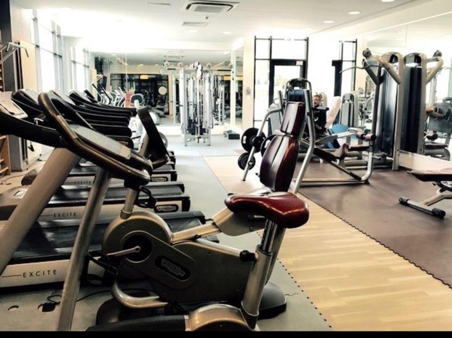 Fitness & Spa @ Hotel Novotel Roissy-CDG