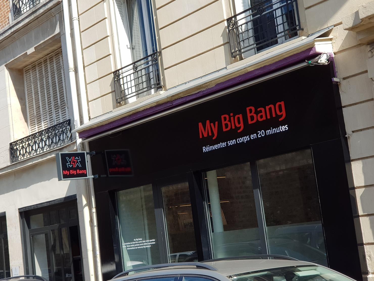 My Big Bang Etoile-0