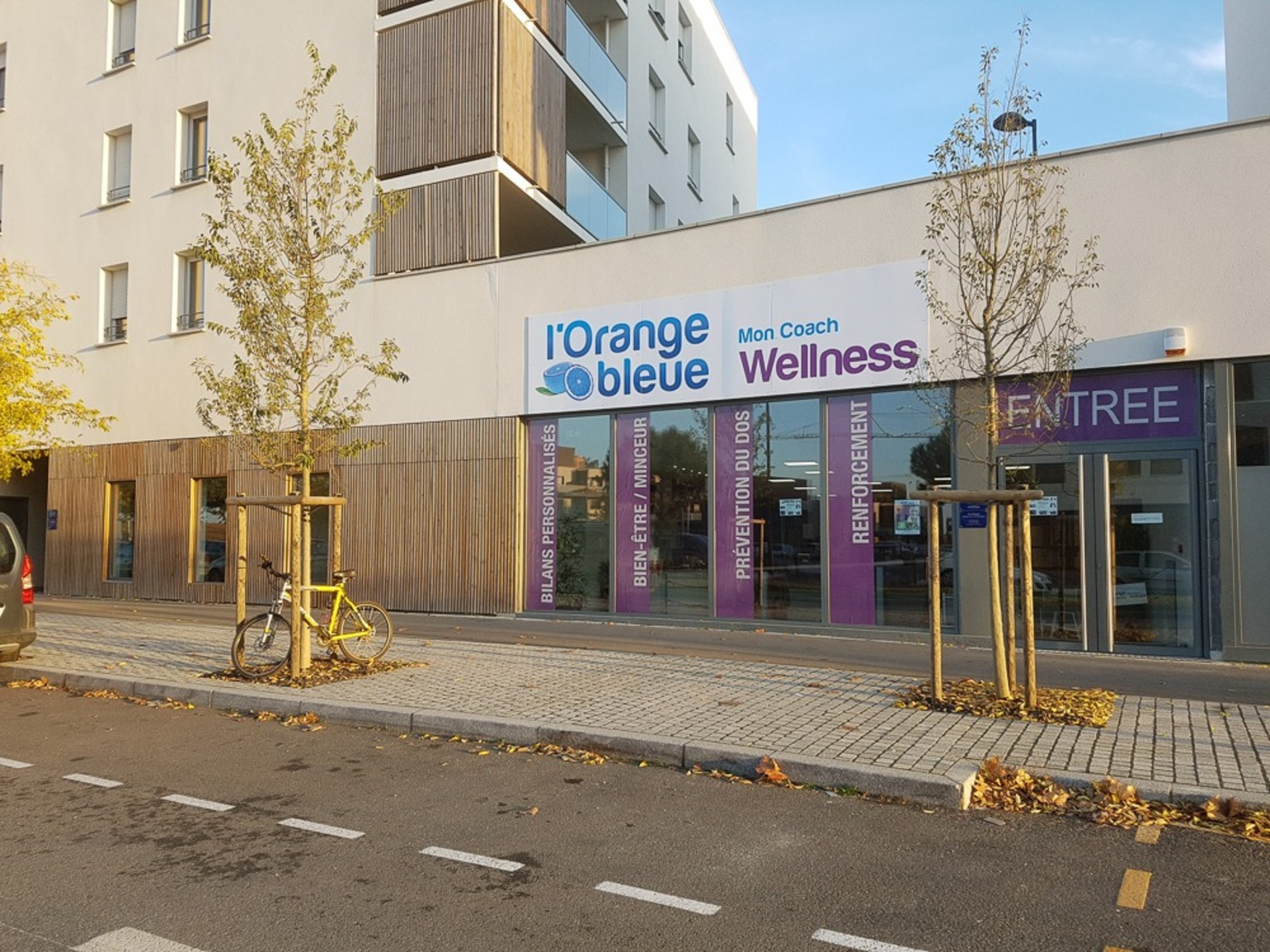 L'Orange Bleue Wellness Balma-0