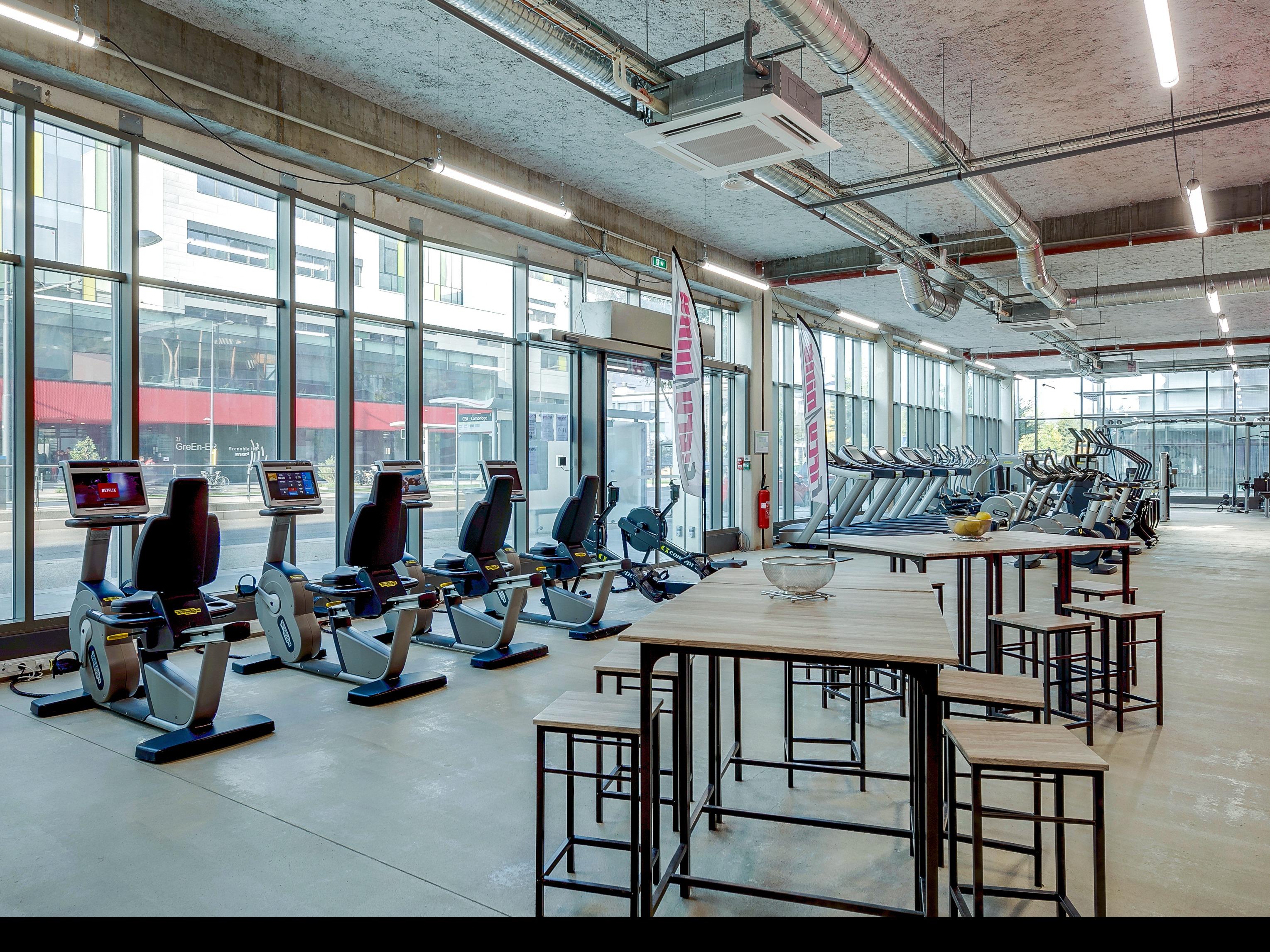 Fifty Nine Fitness Club Presqu'île