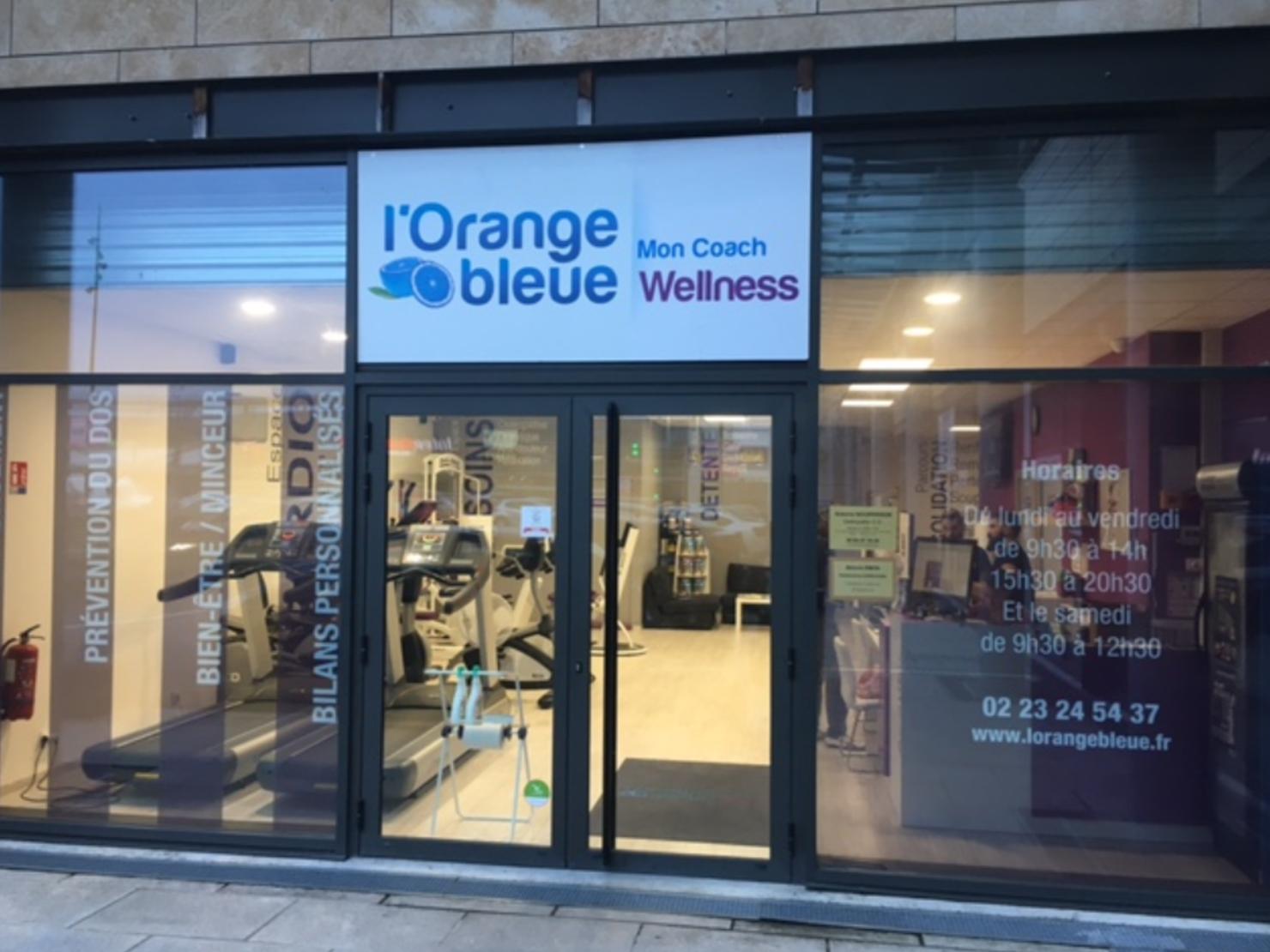 L'Orange Bleue Wellness Rennes Longs Champs