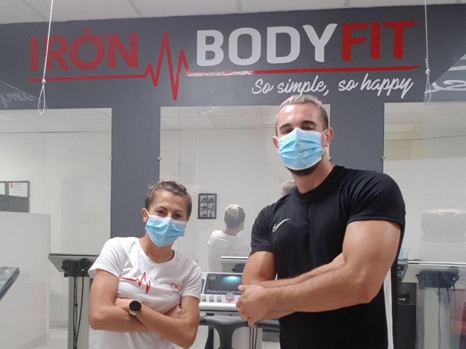 Iron Bodyfit Vauvert