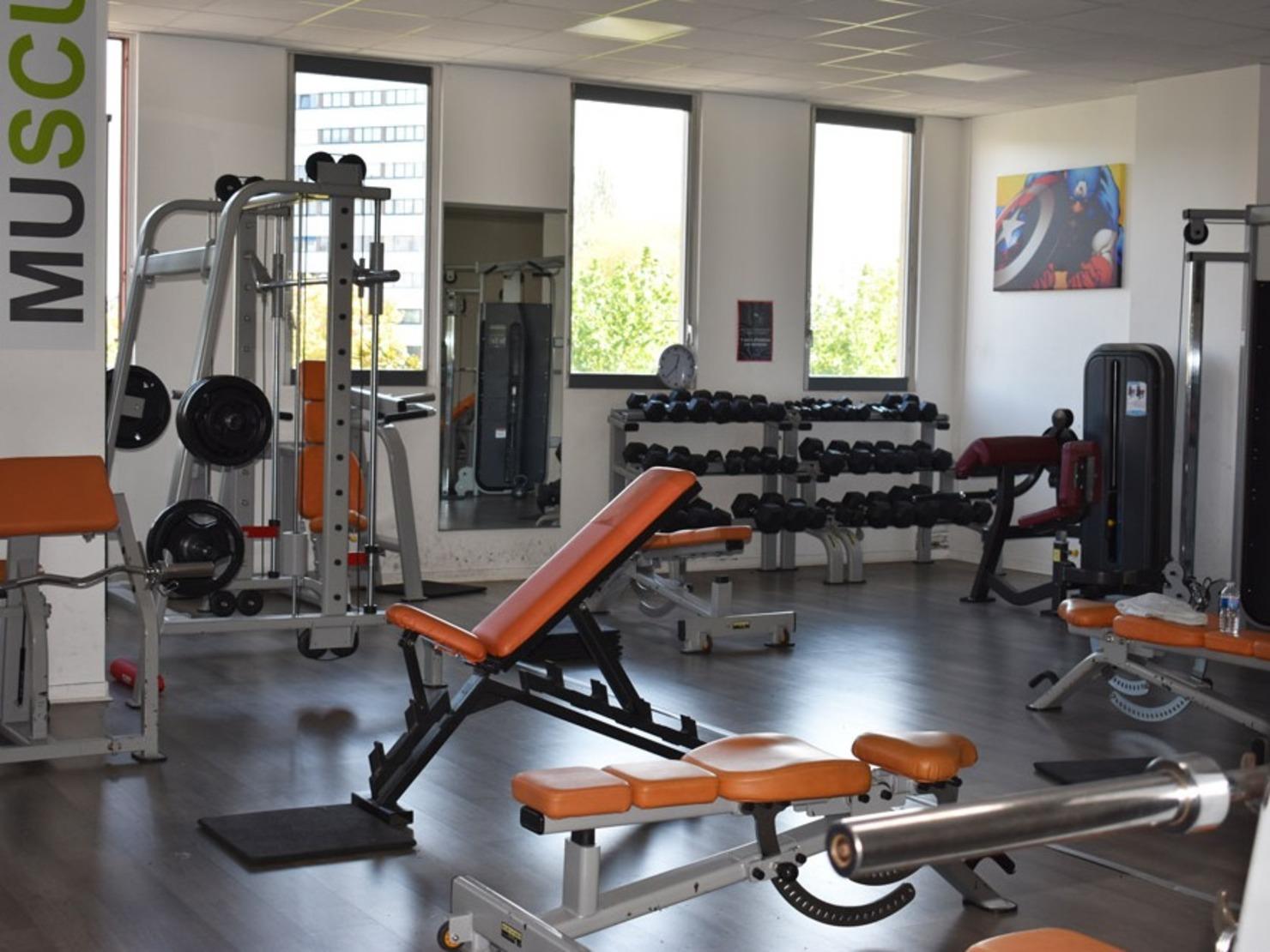 Beaulieu Fitness Nantes