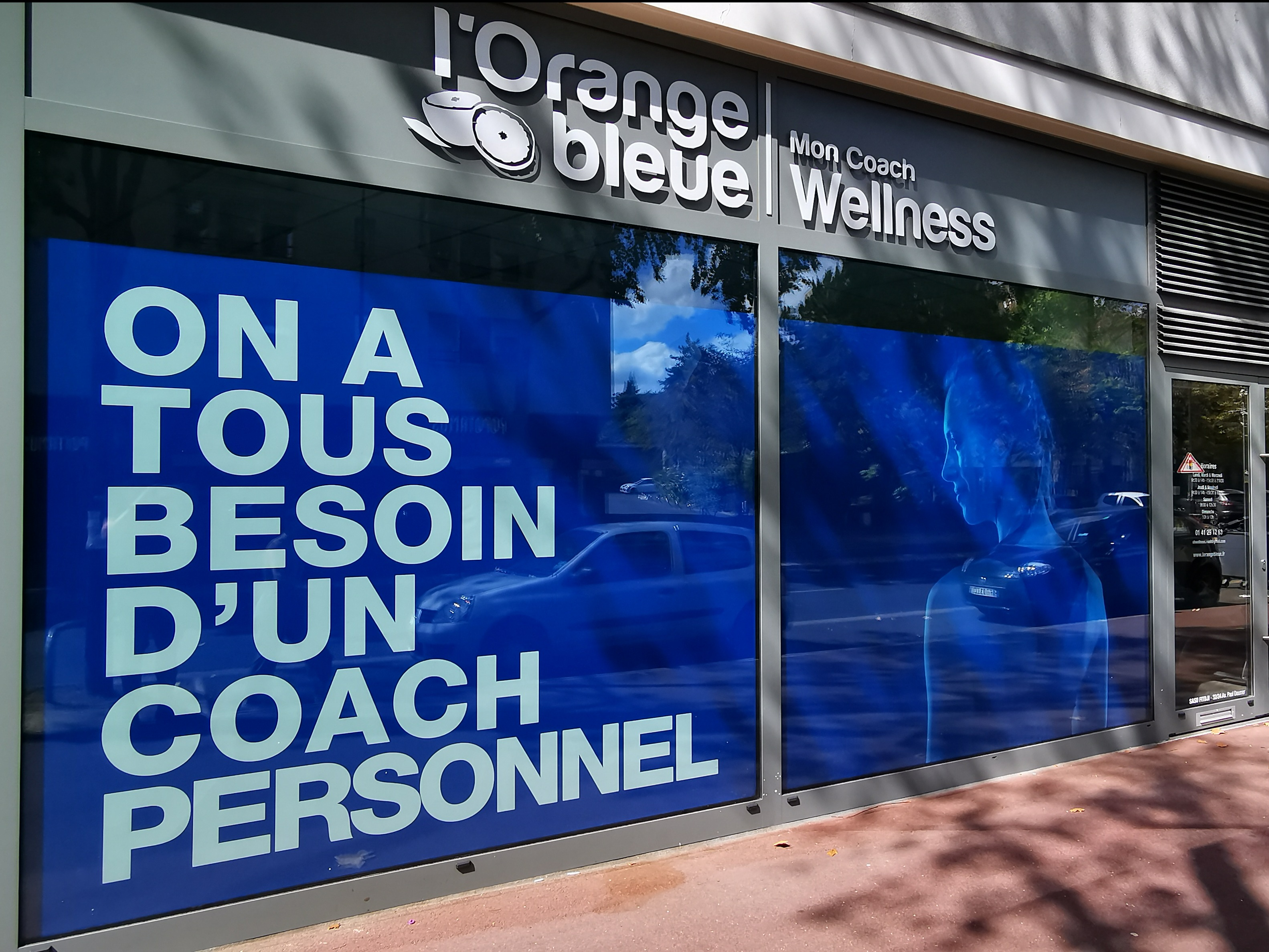 L'Orange Bleue Wellness Rueil-Malmaison