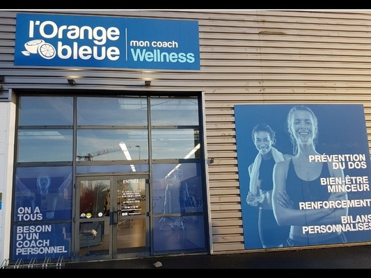 L'Orange bleue mon coach Wellness Vern sur seiche