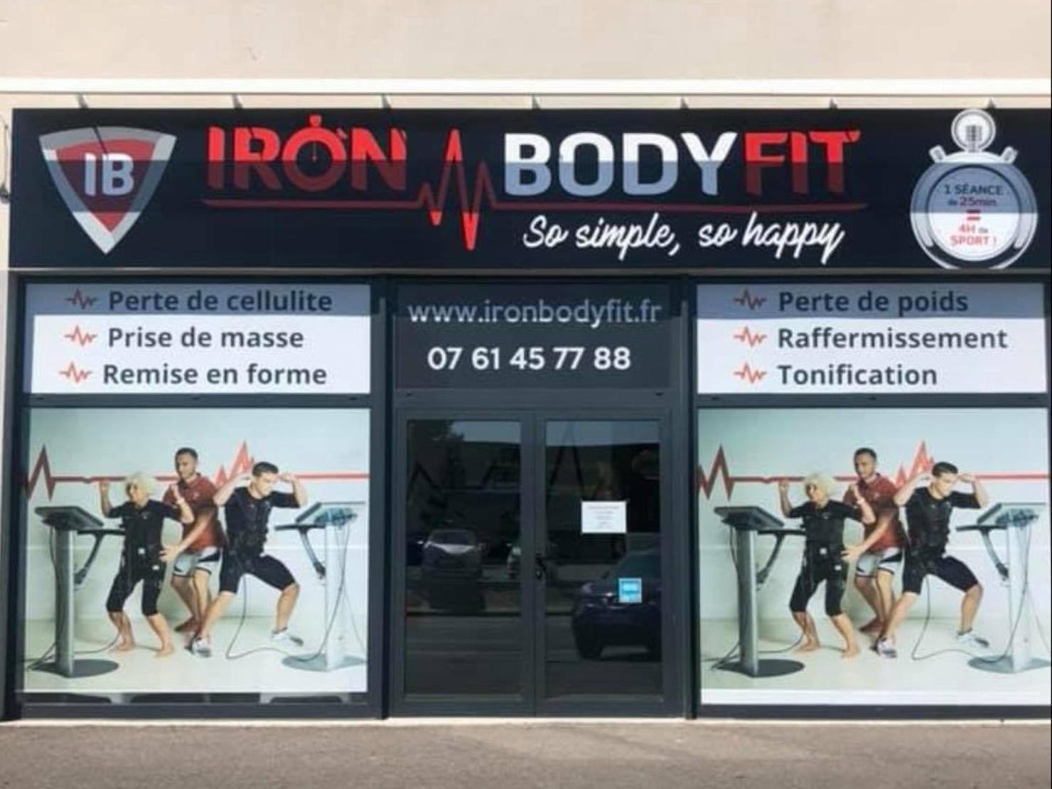 Iron Bodyfit Carpentras-0