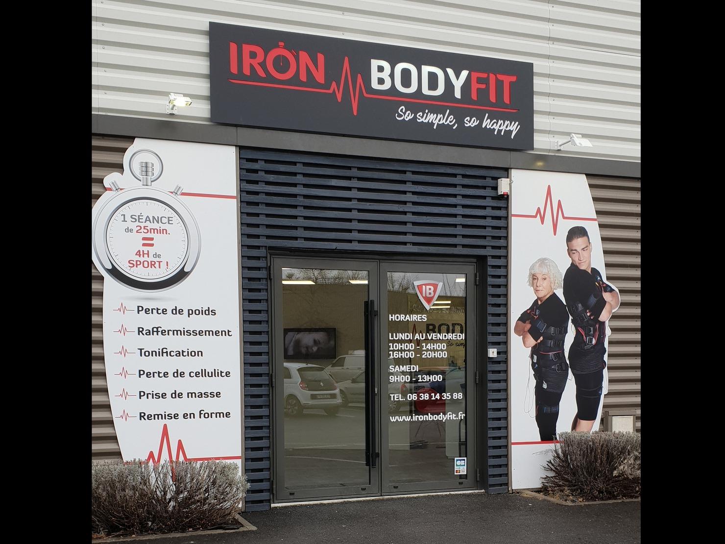 Iron Bodyfit Angoulême-0