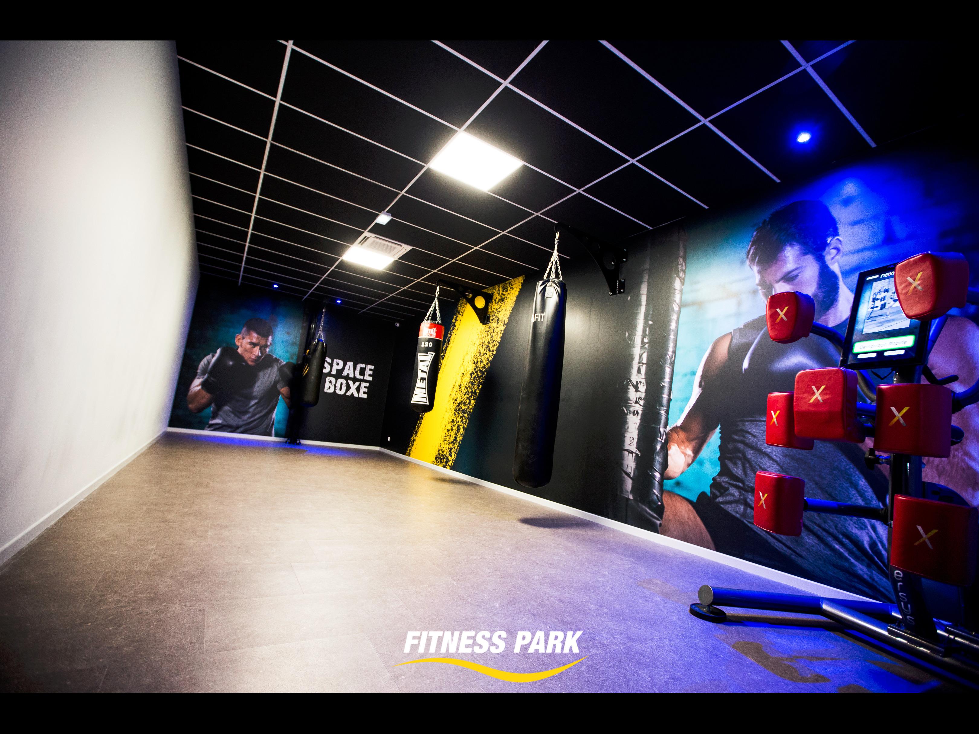 Fitness Park Strasbourg Wolfisheim