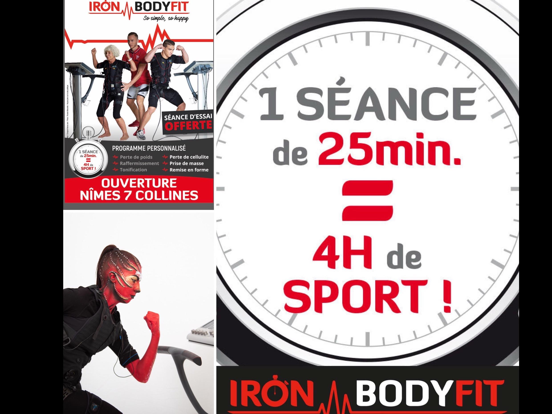 Iron Bodyfit Nîmes 7 Collines