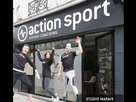 Action Sport Marais