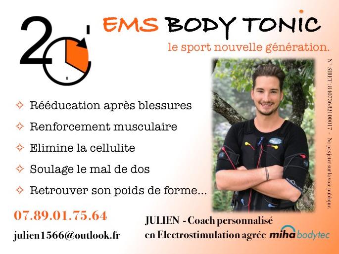 Coach Miha Bodytec Clermont-Ferrand-0