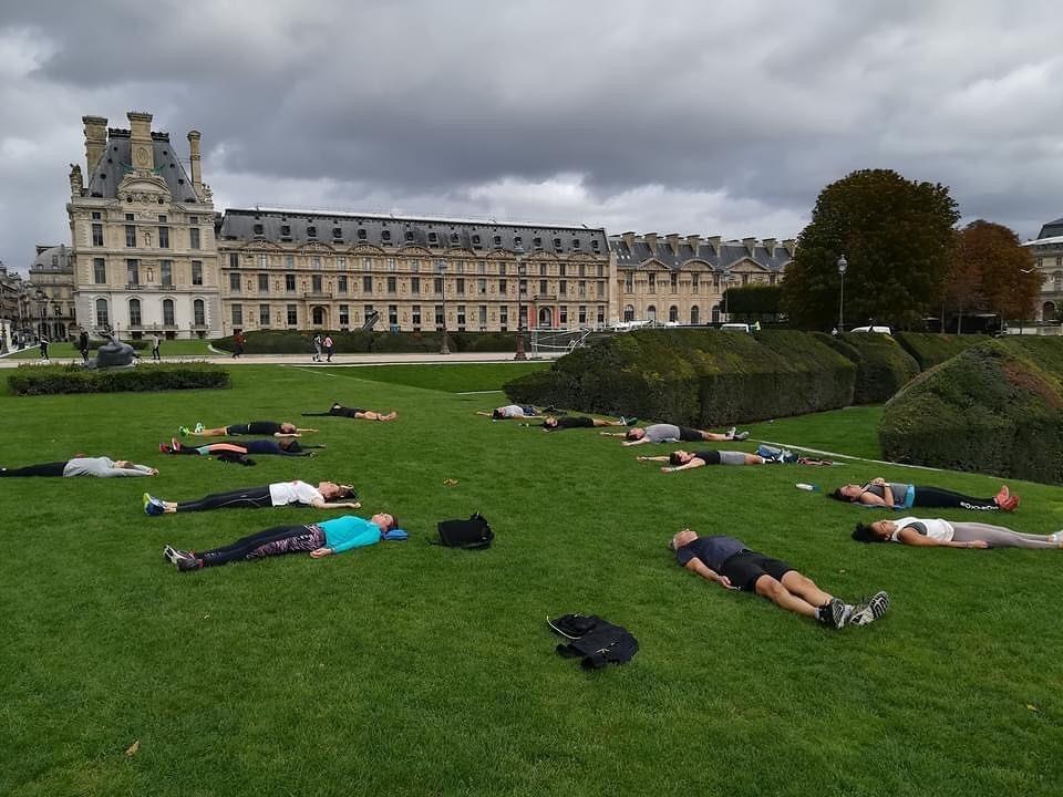 Urban Challenge Les Tuileries