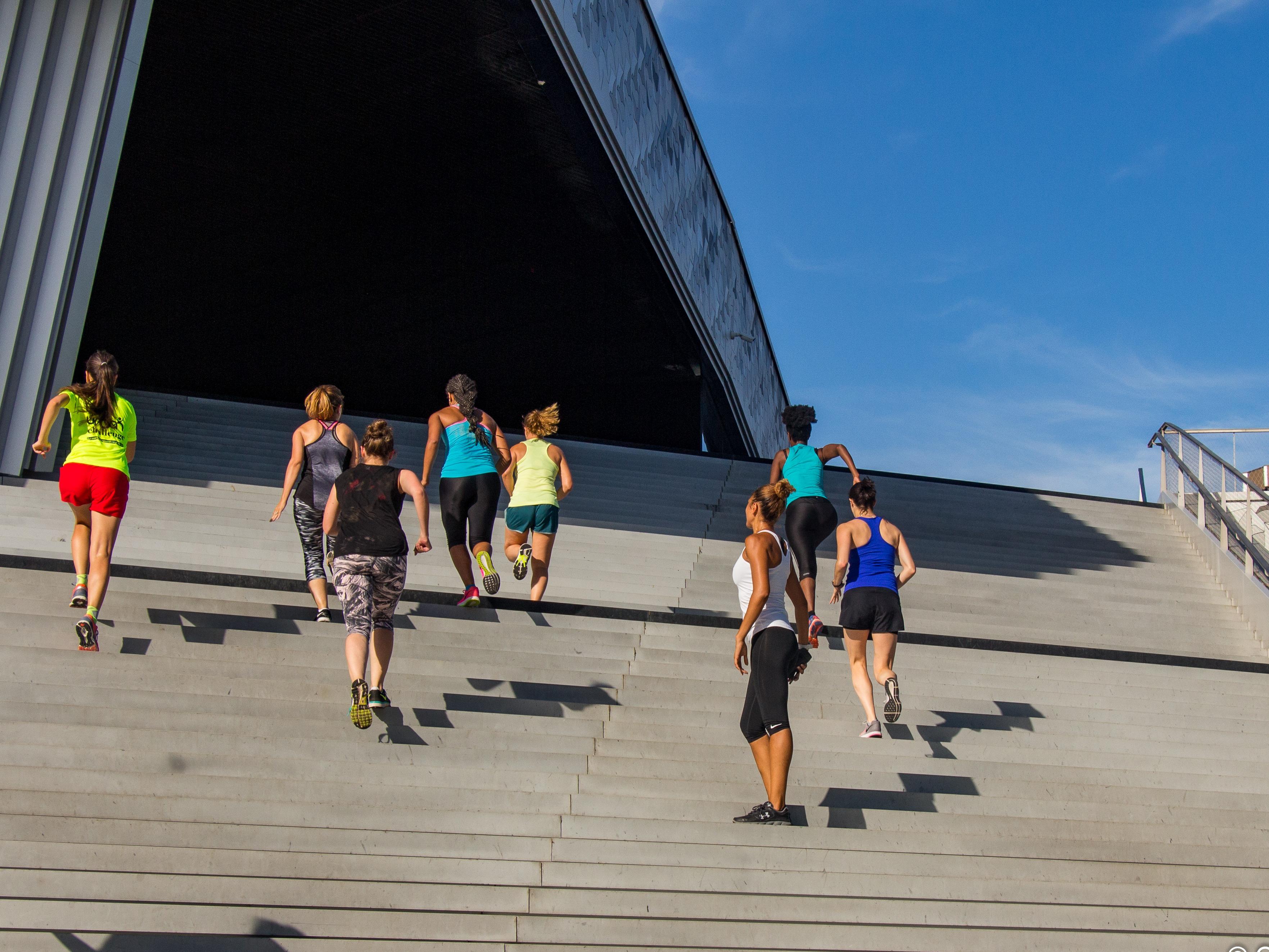 Urban Challenge La Défense