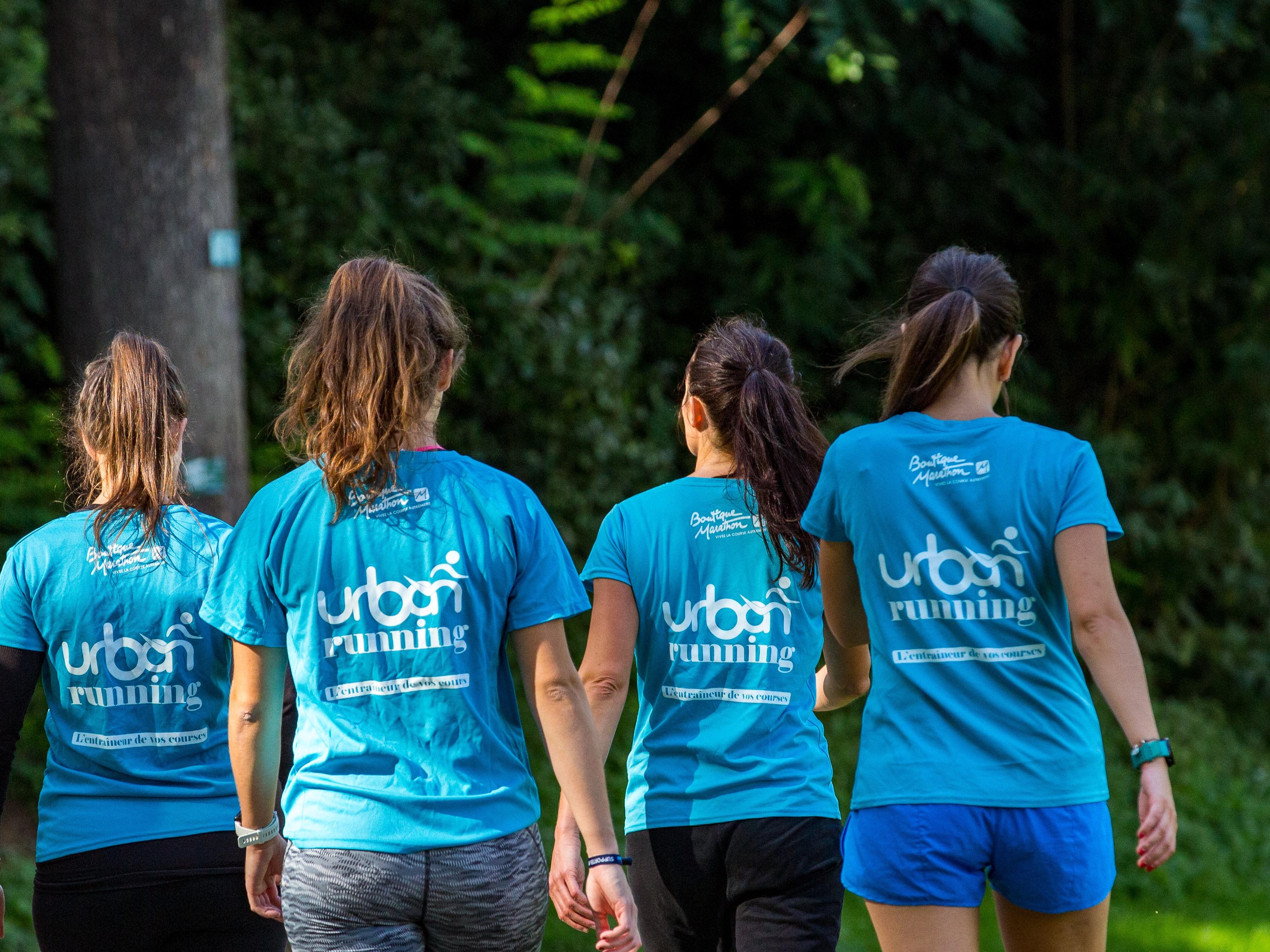 Urban Challenge Bois de Boulogne