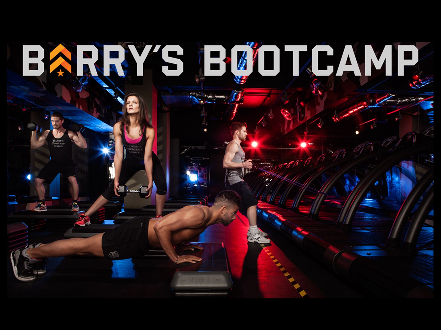 Barry's Bootcamp Paris-0