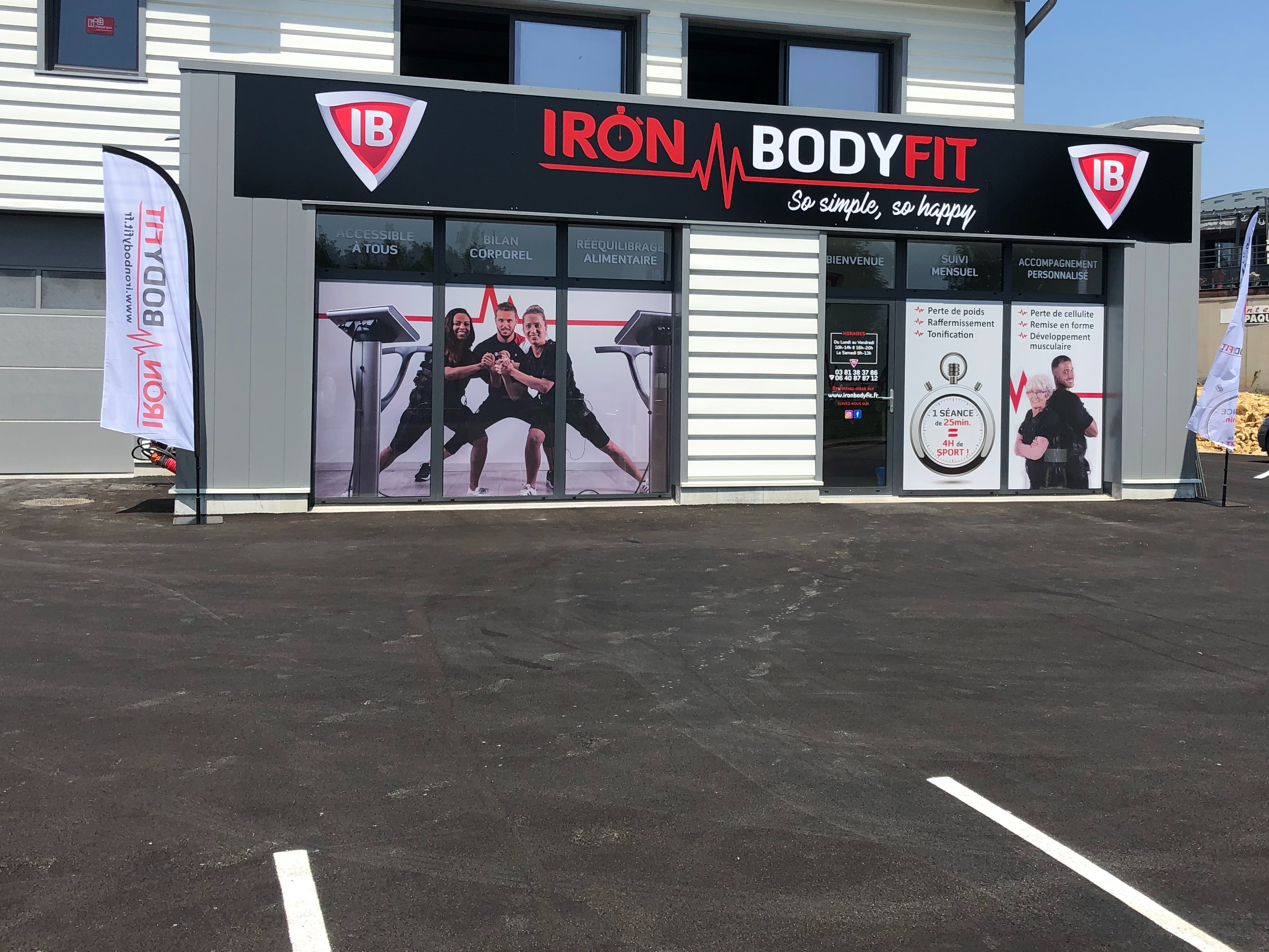 Iron Bodyfit Pontarlier