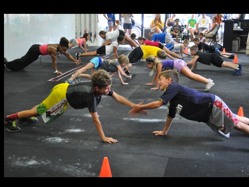 L'Arène CrossFit Nakama
