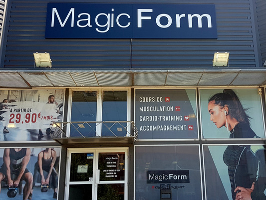 Magic Form Toulouse - Salle de Sport Toulouse