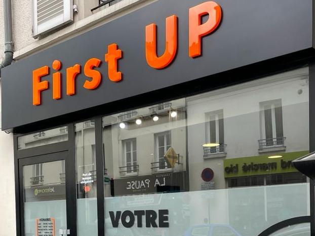 First UP Clichy-Centre