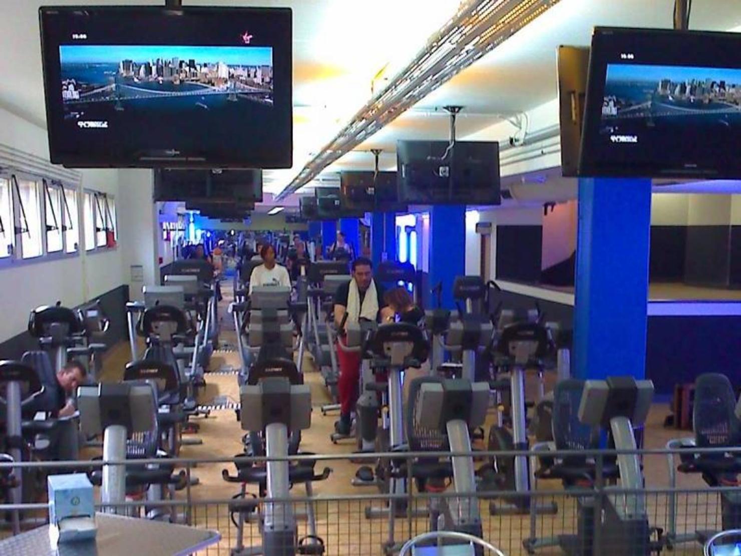 Fitness Park Vélizy-Villacoublay - Vélizy 2