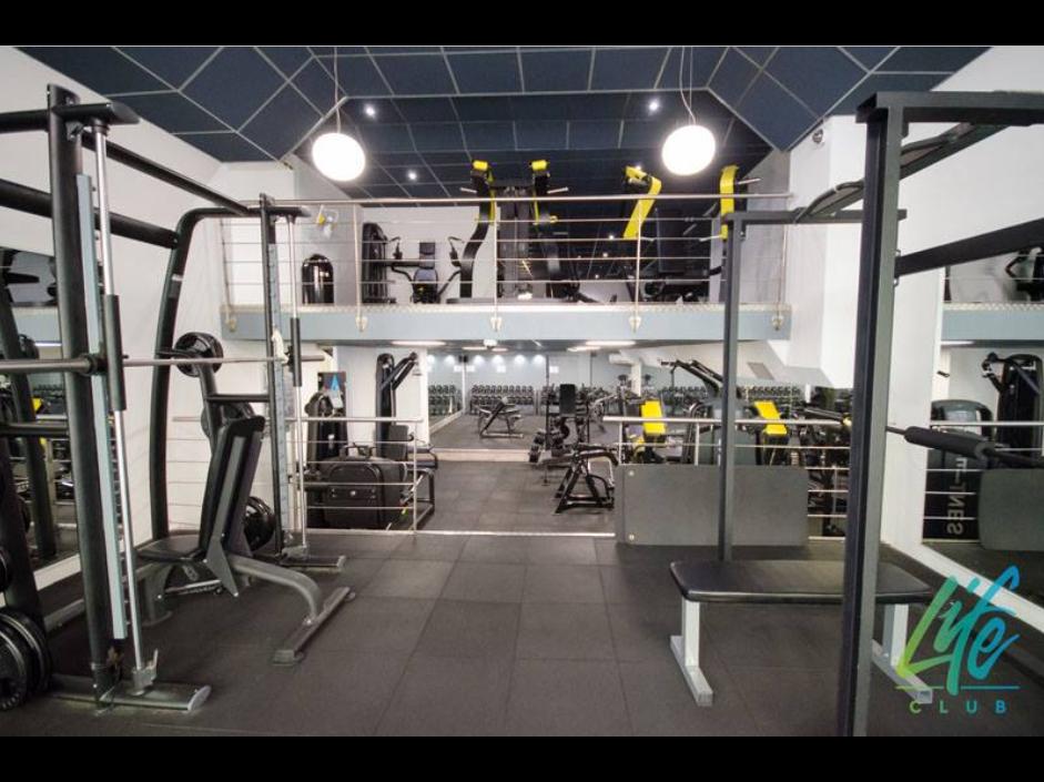 Club De Fitness A Aix En Provence Masalledesport
