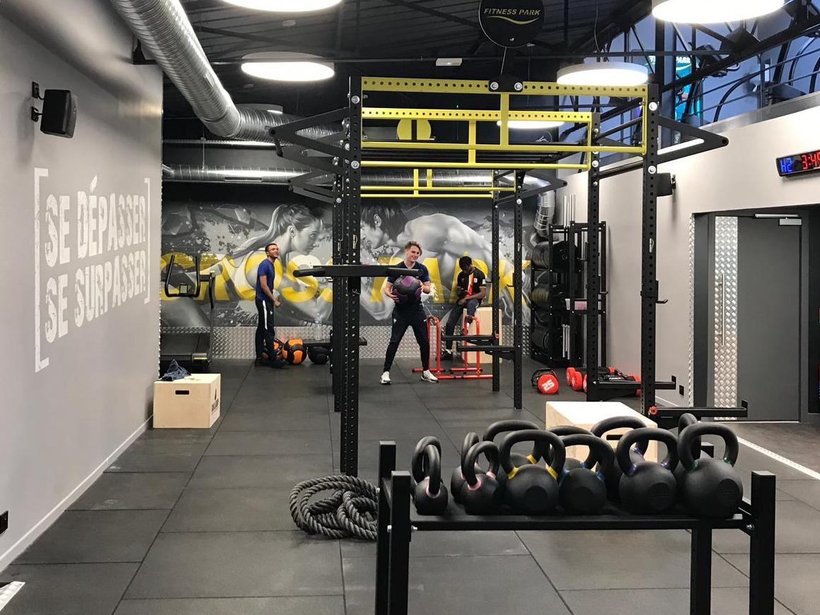 Fitness Park Vanves-0