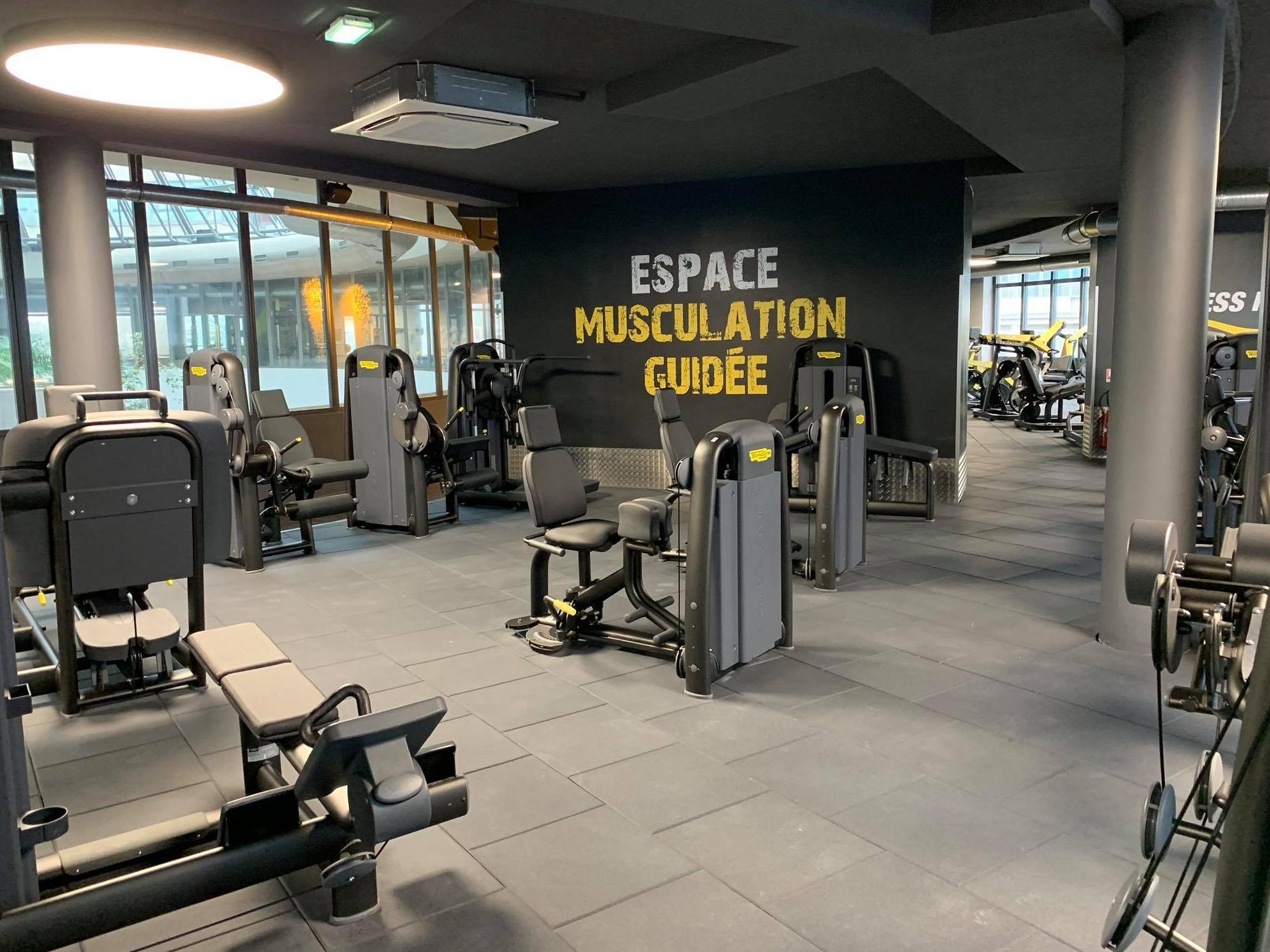 Fitness Park Nanterre-0