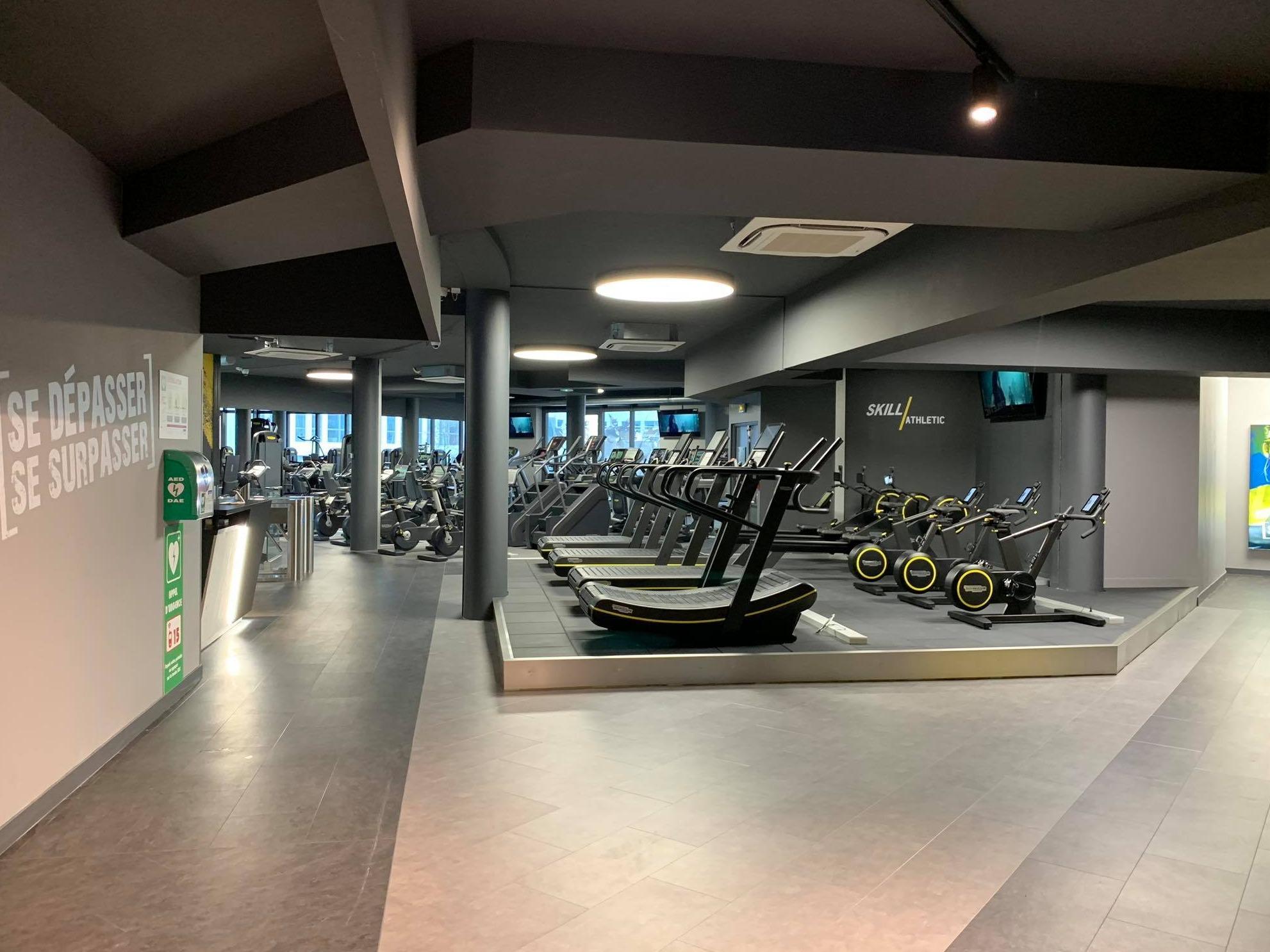 Fitness Park Nanterre
