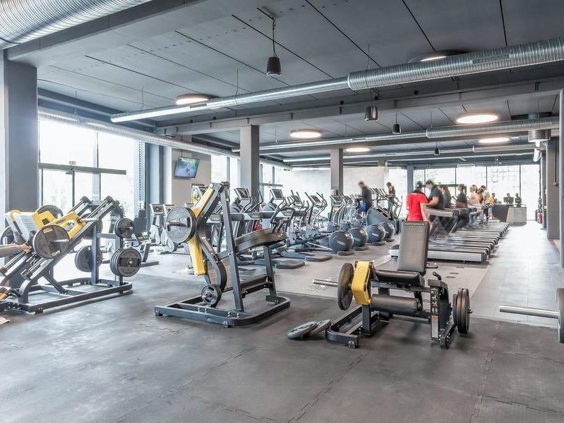 Fitness Park Sarcelles-0