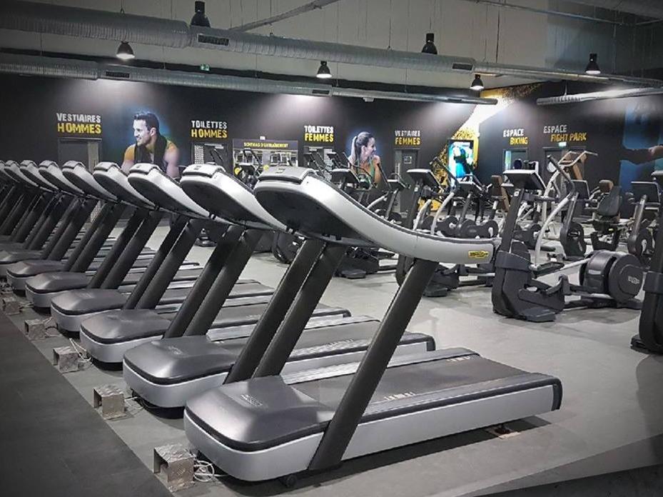 Fitness Park Villiers-en-Bière