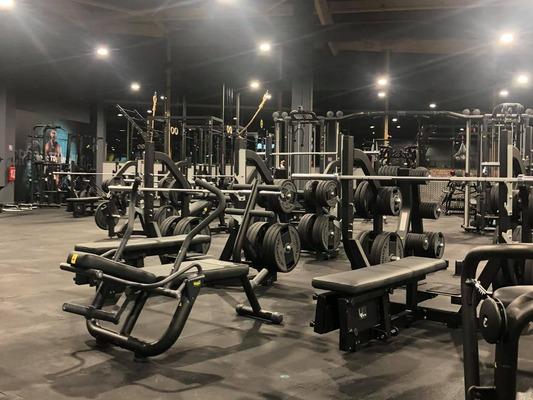 Fitness Park Ajaccio Atrium