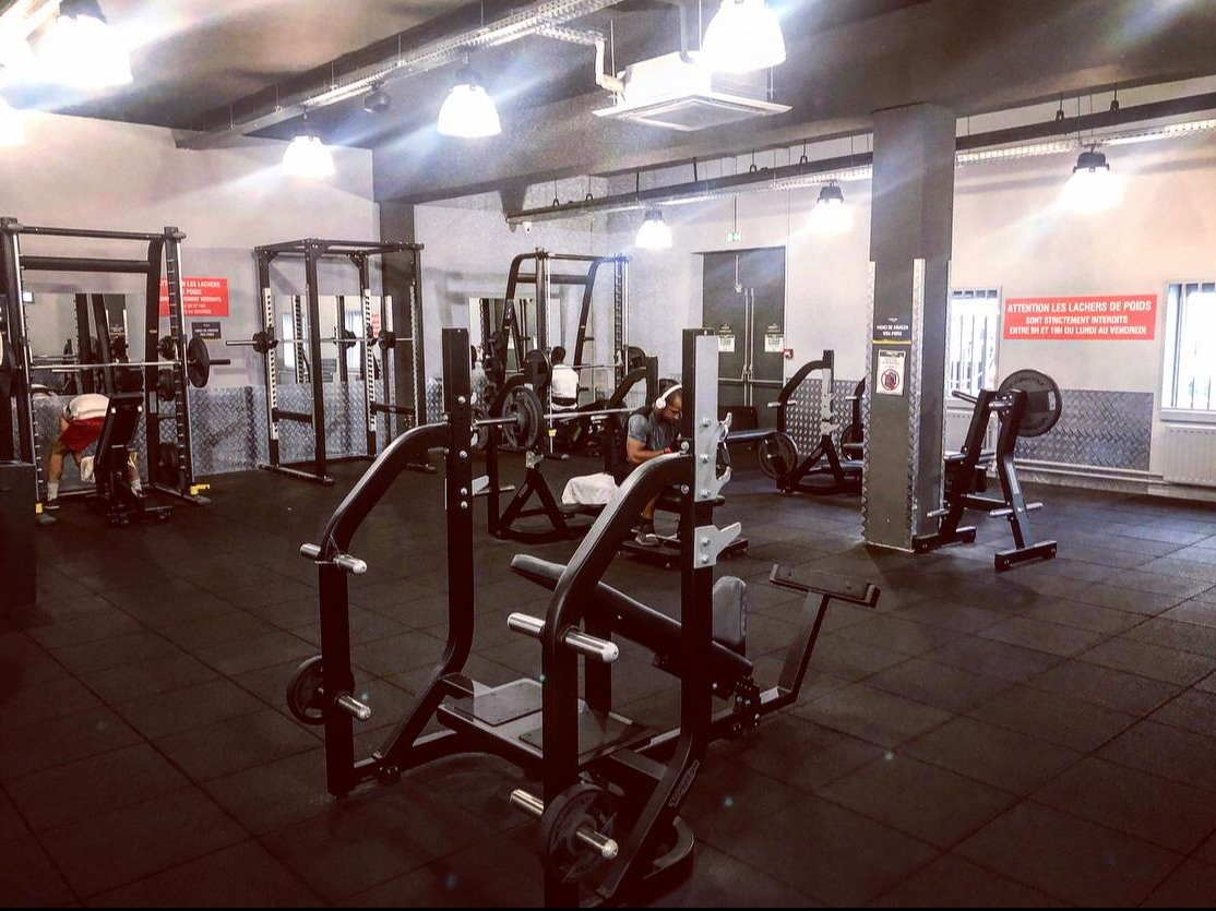 Fitness Park Massy