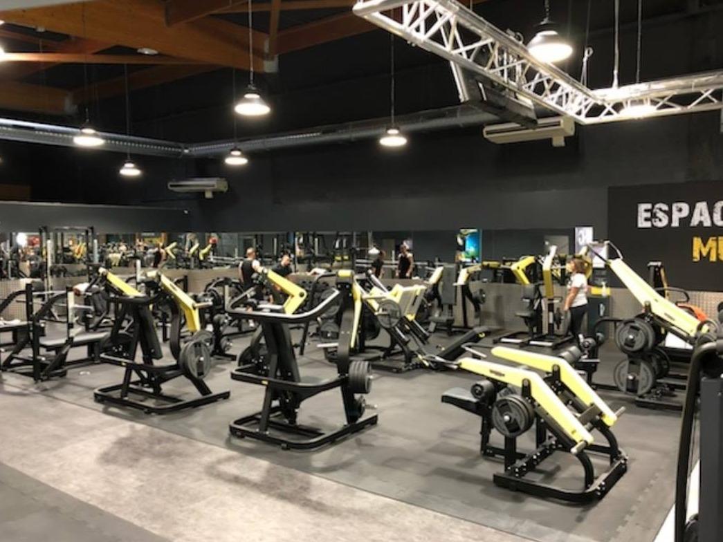 Fitness Park Bourgoin-Jallieu-0