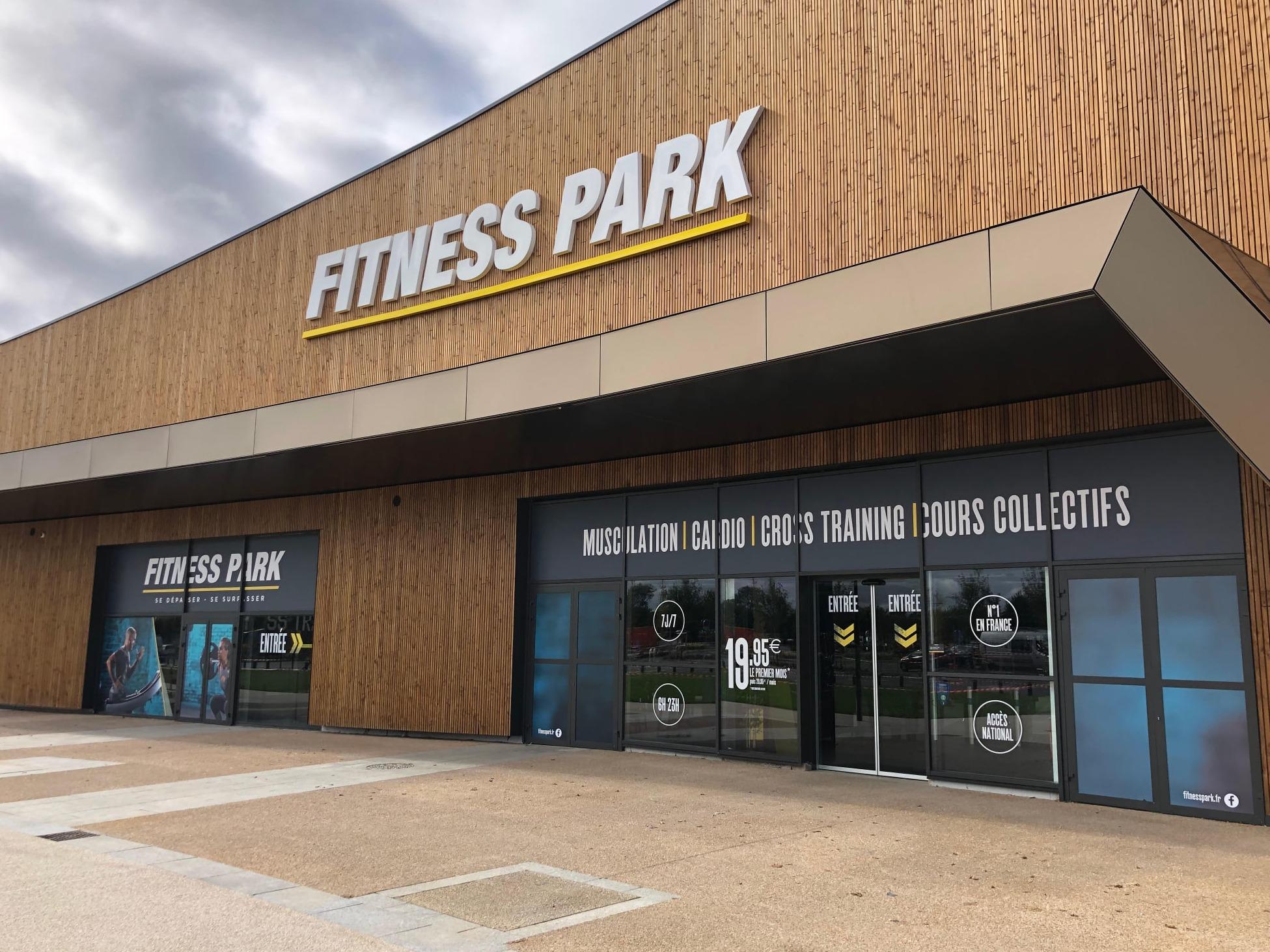 Fitness Park Cesson-0