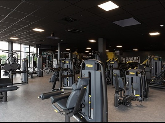 Fitness Park Dijon Bourroches