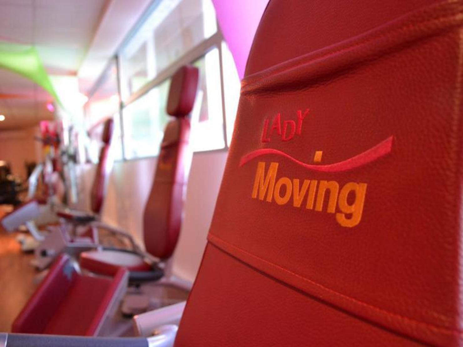 Lady Moving Nantes