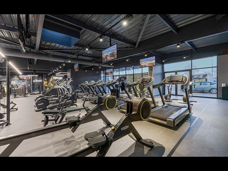 Fitness Park Chelles - Terre Ciel