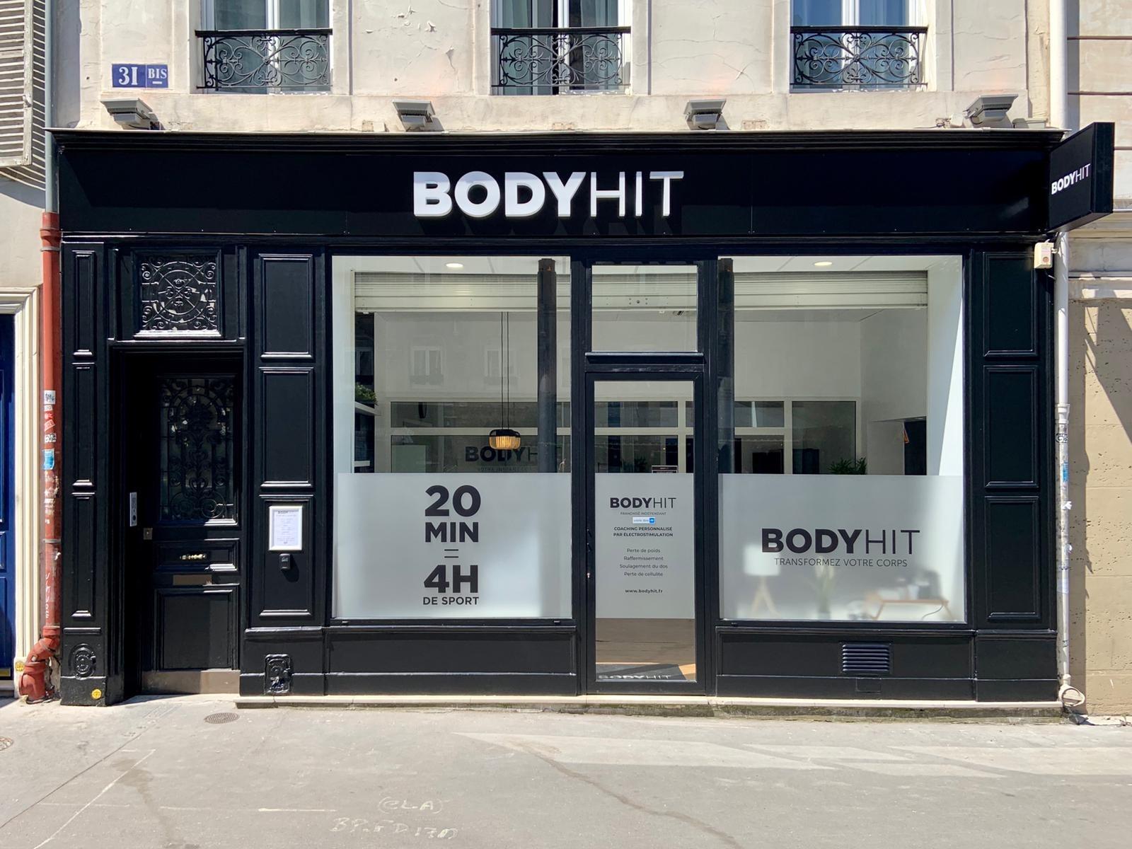 Bodyhit Paris 5 Jussieu