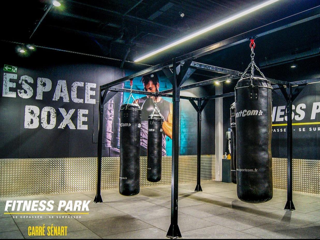 Fitness Park Carré Sénart-0