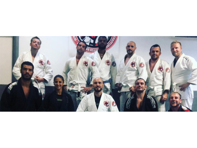 Submission Power Team