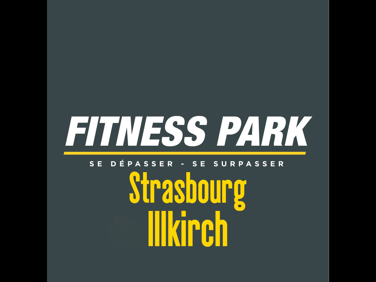 Fitness Park Illkirch