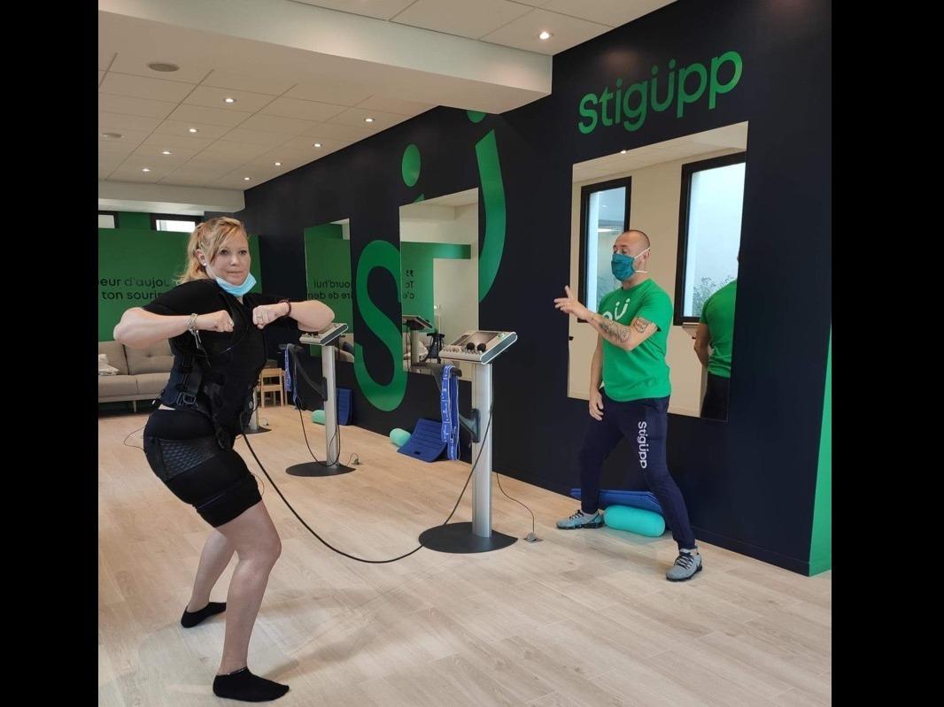Stigupp Lyon Villeurbanne - Studio de Coaching