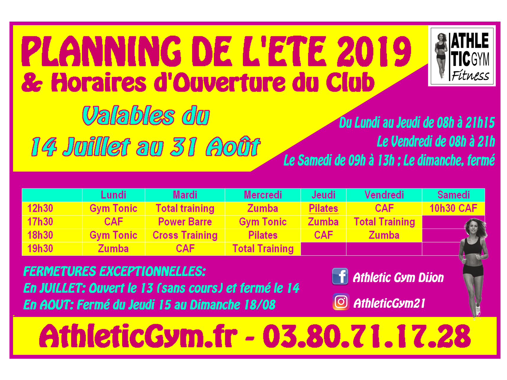 Athletic Gym Dijon-0