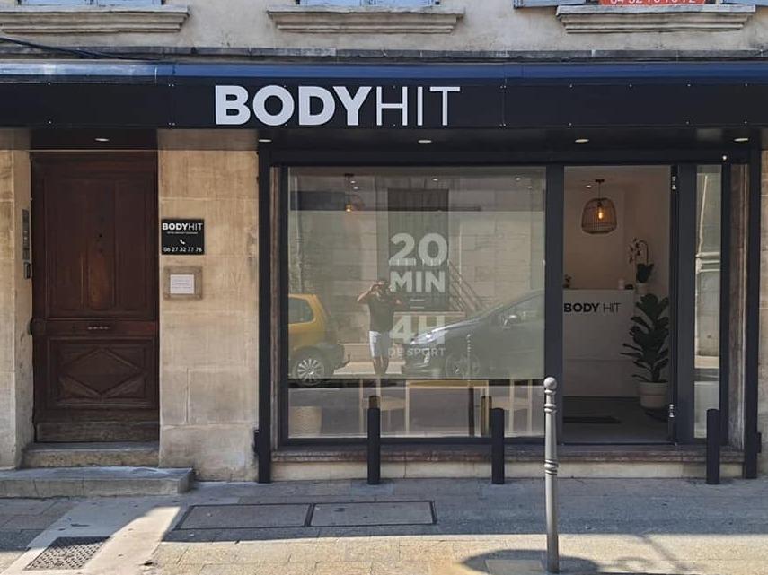 Bodyhit Avignon