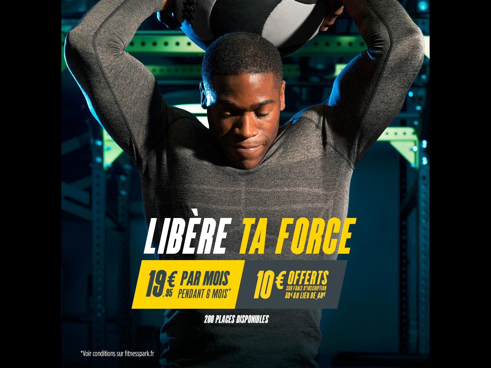 Fitness Park Boissy Saint Léger-0