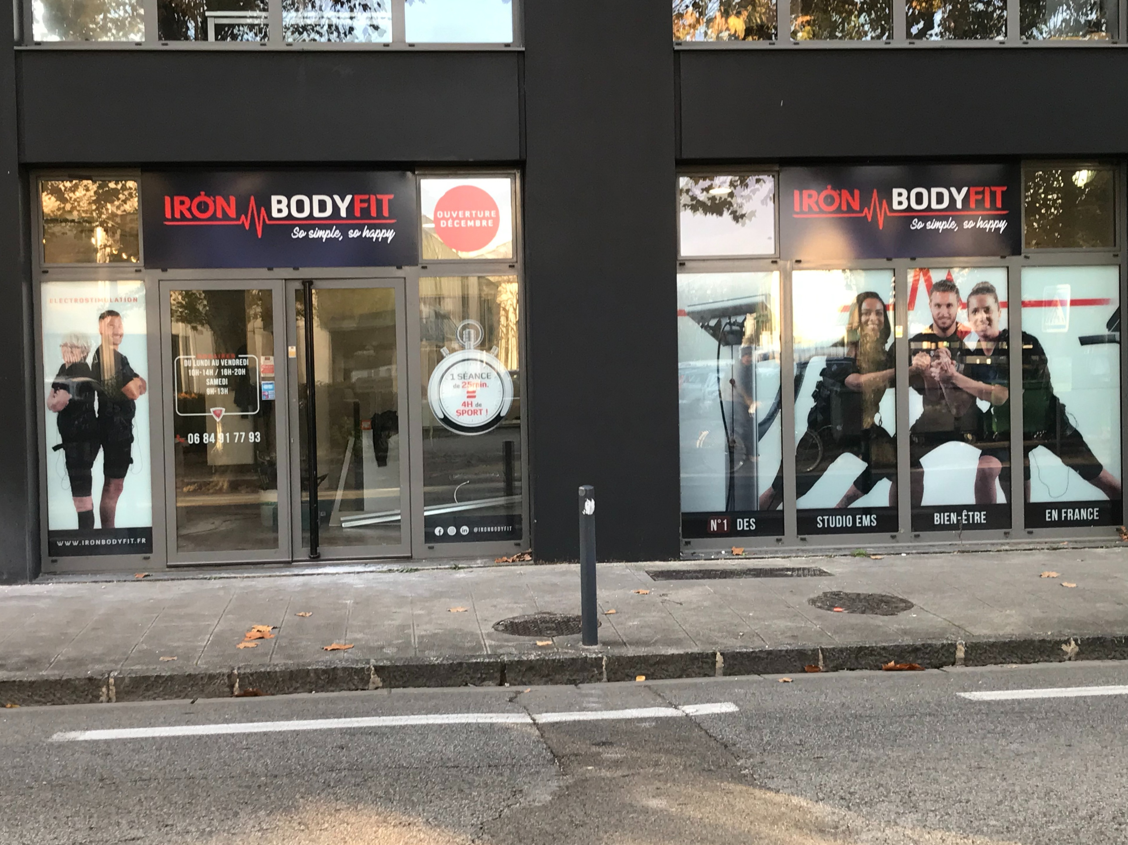 Iron Bodyfit Grenoble
