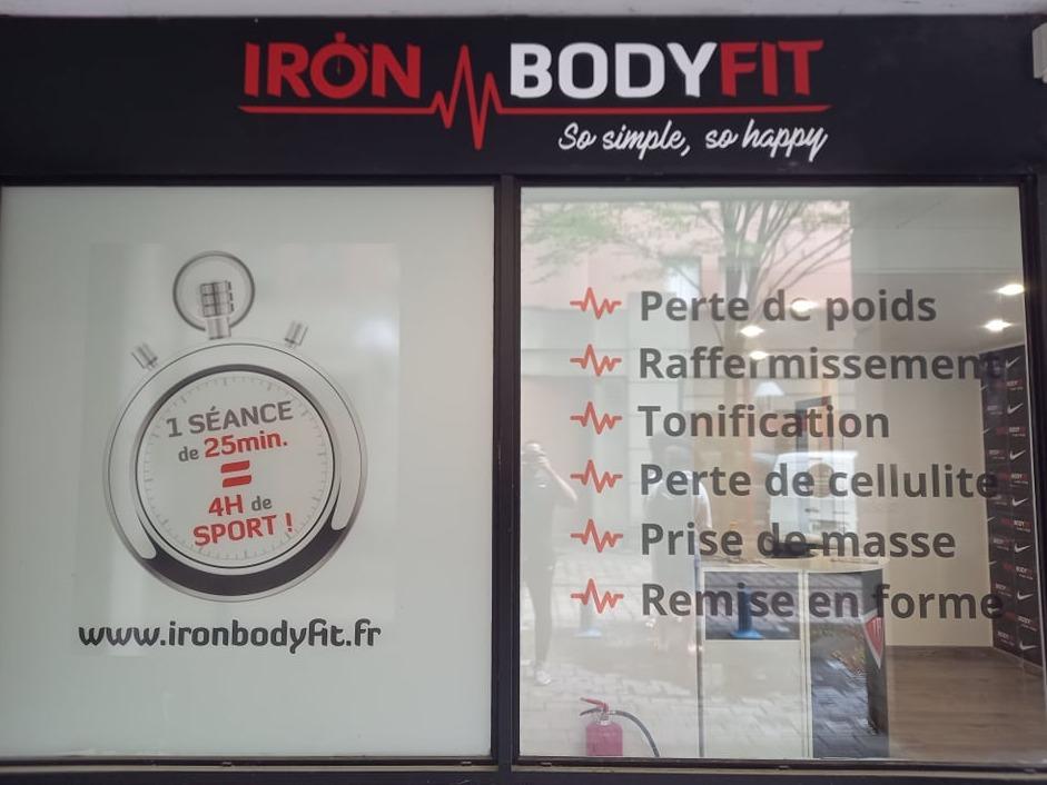 Iron Bodyfit Lyon Gerland